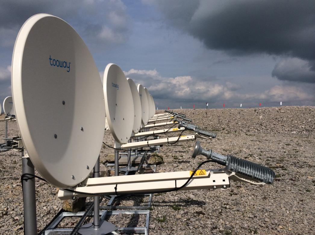 IP Satellite
